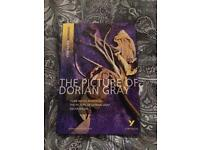York notes picture of Dorian gray