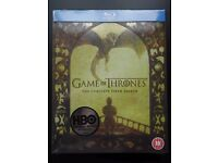 SEALED Game of Thrones Season 5 complete Blu-ray