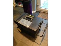 Stanley trolley toolbox chest
