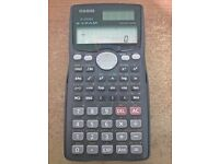 Casio fx-115MS Two Way power Scientific Calculator