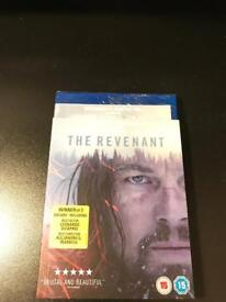 The Revenant movie bluray brand new sealed