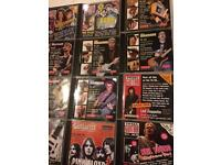Collection of learn to play guitar cds