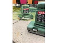 Bosch sander