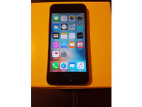 iPhone 5S Space Grey 16GB Works on O2 and Giffgaff network in great condition