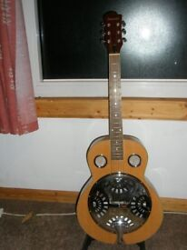 Authentic American Guitar Dobro made by Danville