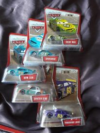 Disney Cars Diecast cars Brand New and Sealed