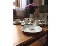 Vintage Hammersley & Co tea set