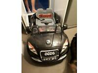 Childrens electronic car **reduced**