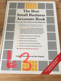 Small Business Accounts book helpful guide