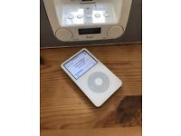 iPod 5th Generation 30GB - With Player/Radio