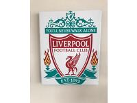 Liverpool FC crest canvas