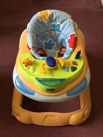 Chicco UFO Baby/Toddler Stroller. Has removable Lights & Sounds activity panel