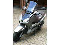 Yamaha xmax 250 with only 9400 miles
