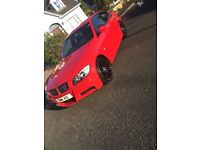 BMW 320 M Sport Imola Red