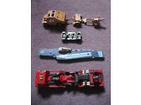 Matchbox, Corgi, Majorette toy vehicles