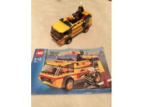 Lego City Set 7891 Fire Truck Complete with Instructions