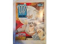 2000ad Comic (Prog 591)