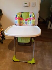 Baby kids toddlers fantastic high chair