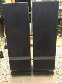 Mordaunt -Short MS 55TI Speakers