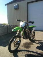 Kx450 injection 2010