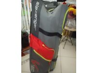 SLAZENGER ULTIMATE CRICKET WHEELIE BAG