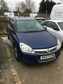 Vauxhall Astra Automatic New cambelt 80000miles