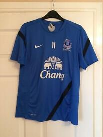 Everton Top and Shorts