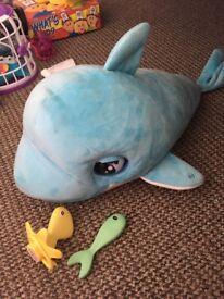 blu blu dolphin & accessories