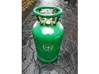 LPG gas bottles