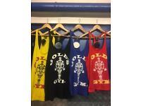 Golds Gym Vests