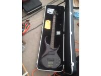 Ibanez BTB400 bass guitar - awesome condition - lots of extras £400 ONO