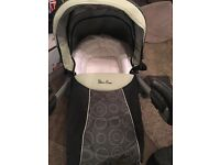 Silver cross travel system and car seat