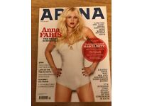 Final edition of Arena Magazine