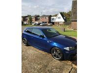 BMW 1 Series 3.0 litre M Sport, Very good condition!!