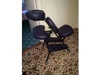 Seated Acupressure Massage Chair with case