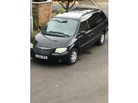 Chrysler grand voyager stow and go very low miles