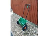 Scott's lawn spreader
