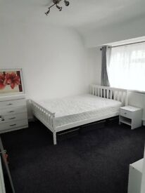 Newly refurbished large double bedroom