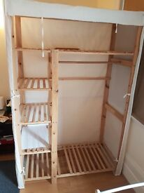Free canvas wardrobe