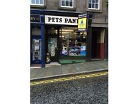 Pet Shop for Sale / May Let
