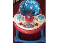 Graco baby walker in clean and good condition