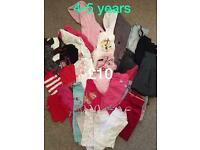 4-5 years girls clothes