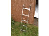 Stainless Steel ,boat boarding ladder