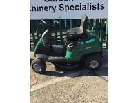 New Ex Display Atco Rider 27HR Compact Ride on Lawnmower