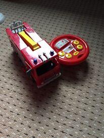 Remote control fireman Sam
