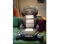Child 's car seat for sale
