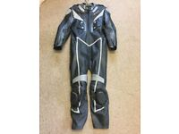 Motorcycle one piece Mens Leathers