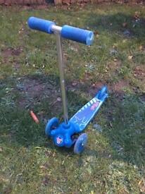 Children's scooter