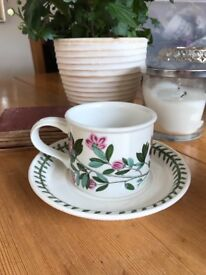 Portmerion Cups & Saucers For Sale