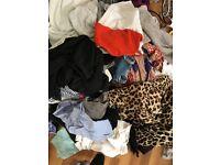 Ladies Bundle of clothing mainly size 6/8